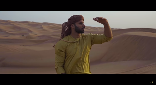 Rahim Pardesi Releases Enta Habibi Song