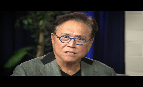 ROBERT KIYOSAKI CHALLENGES THE SCHOOL SYSTEM