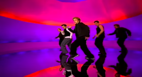 NSYNC : ITS GONNA BE ME !