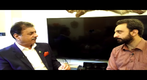 Special Interview of General Aijaz Awan By Abid Andleeb